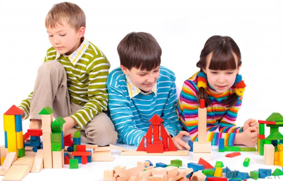 Toys to Build Creativity of Children