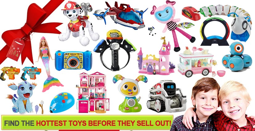 Top Toys for Boys this Christmas