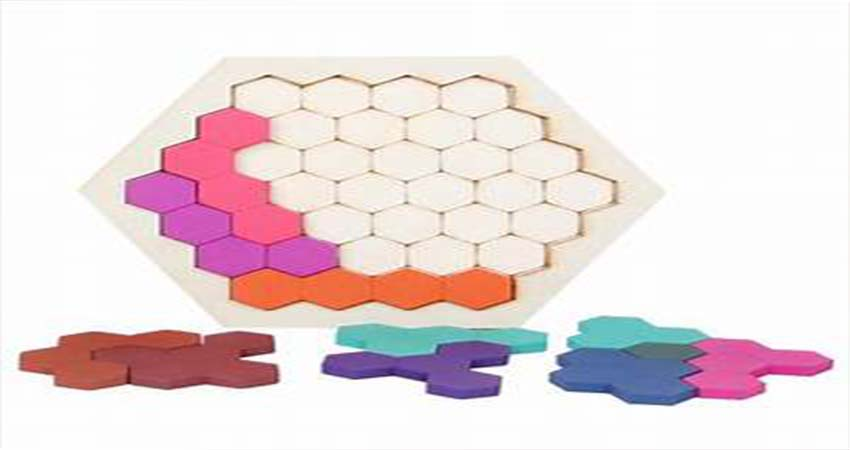 Puzzles for Creativity can Train Children's Brain Intelligence